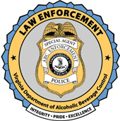 ABC Enforcement Special Agent Badge
