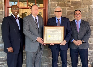 Virginia ABC Enforcement Reaccreditation