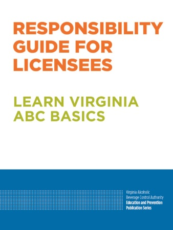 Publication for ABC Licensees