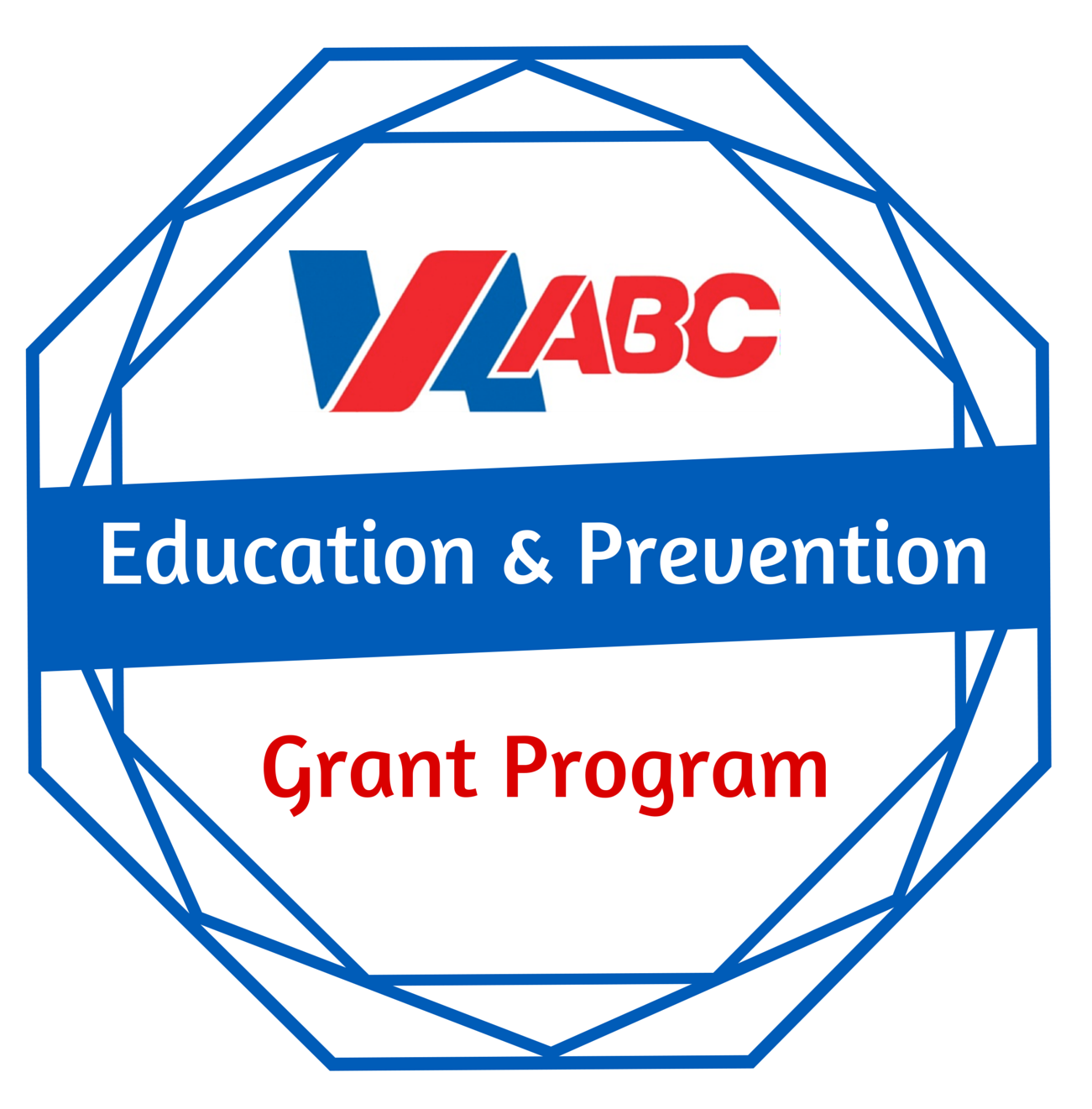 VABC Education and Prevention Grant Program logo