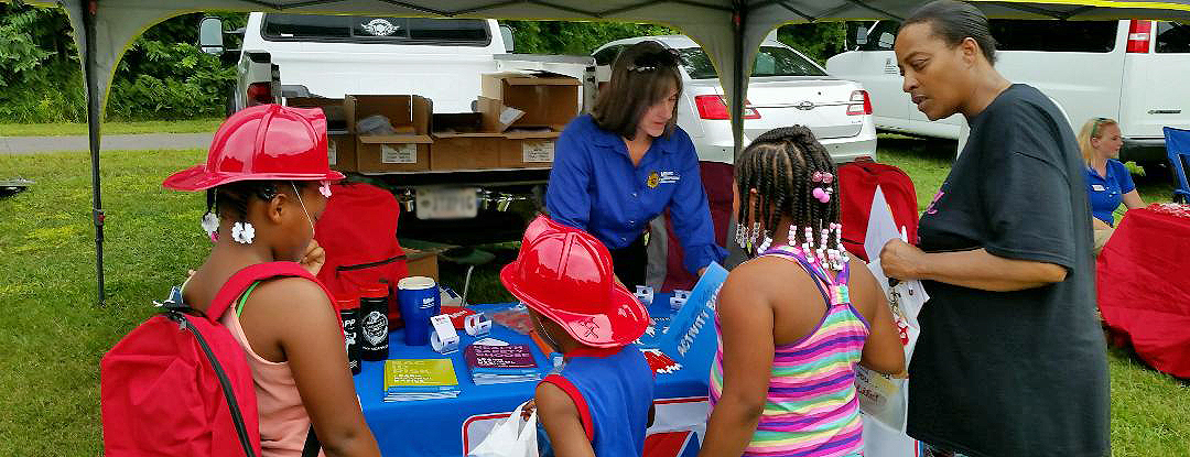 Virginia ABC special agents participate in National Night Out