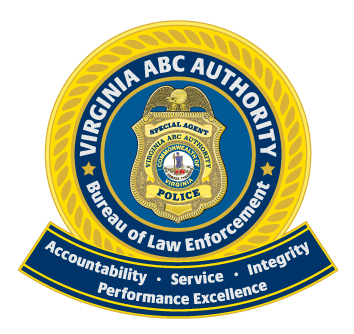 Virginia ABC Bureau of Law Enforcement logo