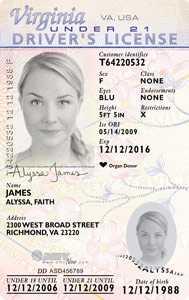 Detecting Fake IDs