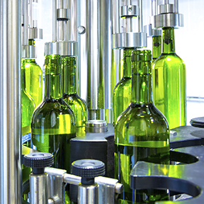 Alcohol bottling manufacturer