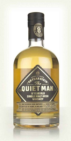 The Quiet Man 8 Year Old Single Malt Irish Whiskey