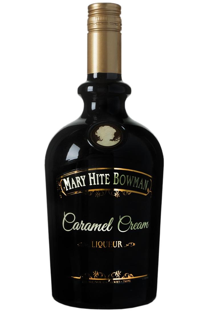 Mary Hite Bowman Caramel Cream