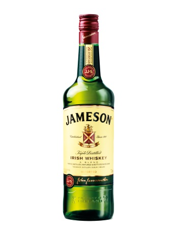 what is irish whiskey made from