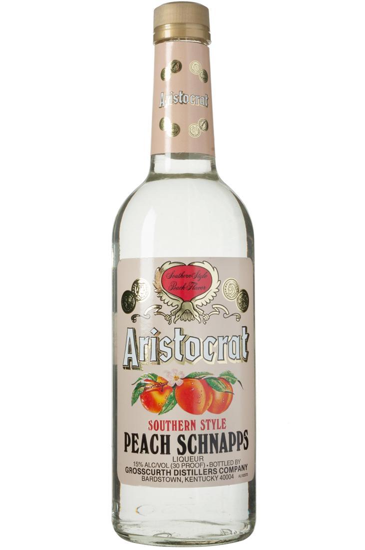 Homemade Peach Schnapps | Crazy Homemade
