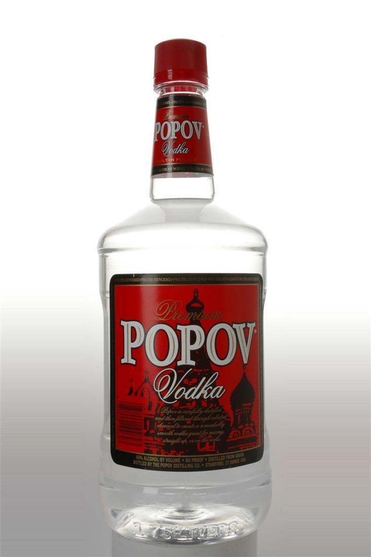 Popov Vodka Popov Vodka