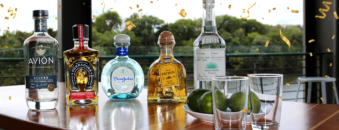 Virginia ABC 2018 Spirited Thursdays Tequilas