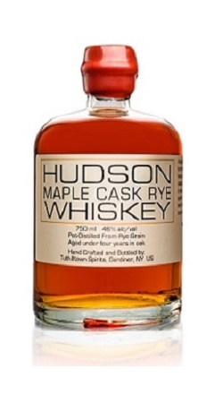Hudson Maple Cask Rye Holiday Gift Guide