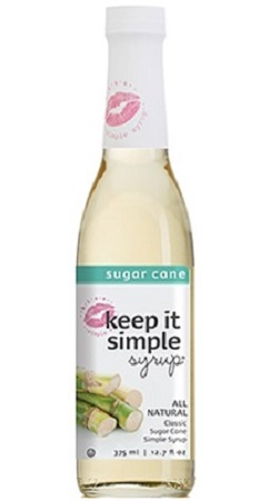 Keep It Simple Syrup Sugar Cane