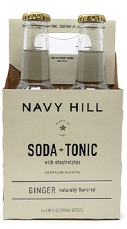 Navy Hill Ginger Tonic - Holiday Gift Guide 2020