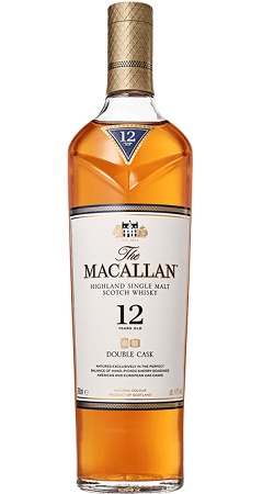 The Macallan Double Cask 12 Year Holiday Gift Guide