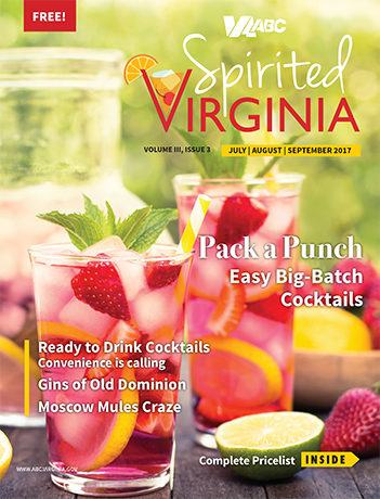 Opens new window to Spirited Virginia Magazine
