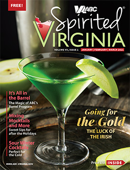 Spirited Virginia magazine Q1 2021