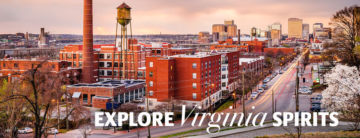 Explore VA Spirits - Winter